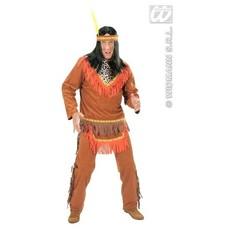Indianenpak man