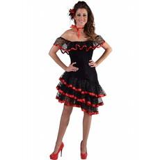 Spaanse jurk sexy