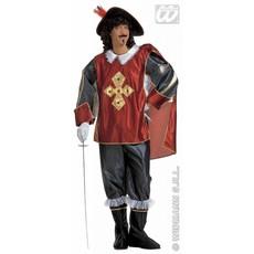 Carnavalspak Musketier