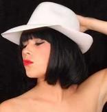 Al Capone hoed wit chique