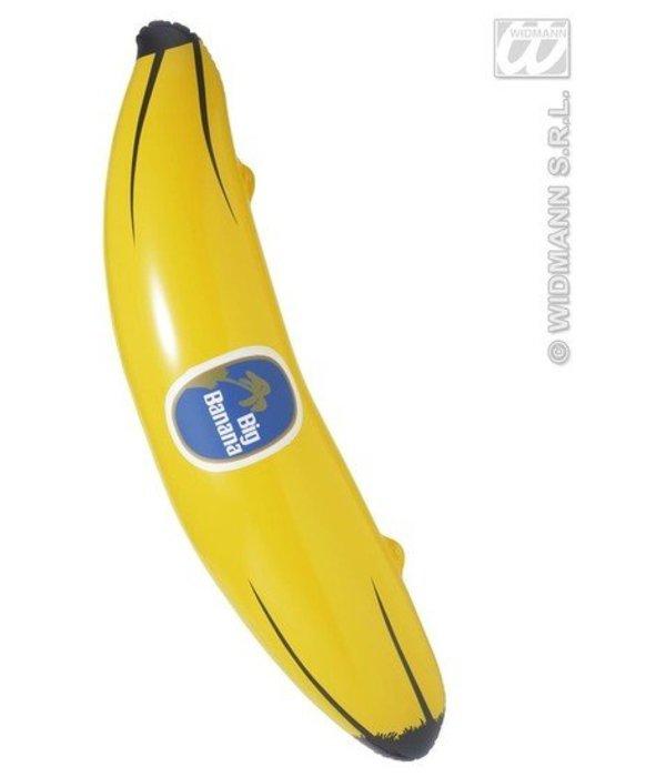 Opblaasbare Banaan 100 cm