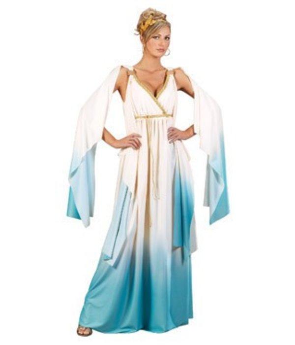 Griekse Godin kostuum Elite