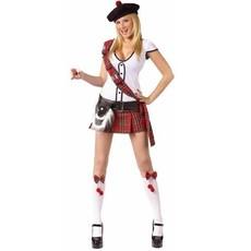 Schots sexy kostuum Anice
