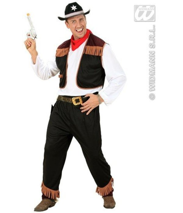 Cowboy kostuum Billy Joe