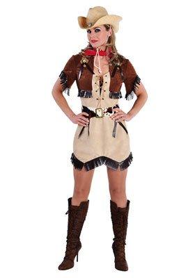 Cowgirl Texas kostuum Elite