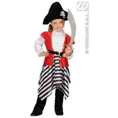 Piraten meisje baby Mary Read