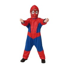 Kleine Spiderman held pakje