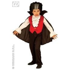 Dracula kostuum kind