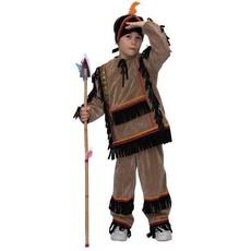 Indianenkostuum jongen Blackfeet