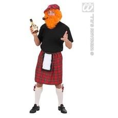 Schotse kilt rode ruiten elite