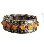 Armband keltisch brons