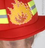 Brandweerpak kind fiberoptisch