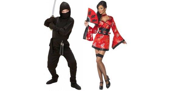 Aziatisch - Indisch - Ninja