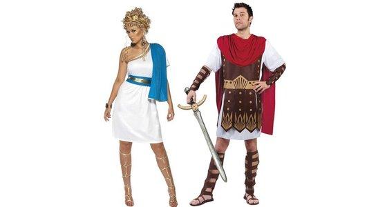 Grieken - Romeinen