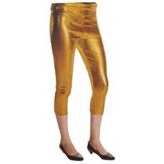 Legging goud/oranje eco