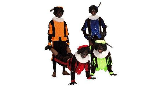 Zwarte Pieten & Sinterklaas pak