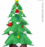 Opblaasbare kerstboom 183cm