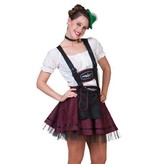 Tiroler jurk sexy lady