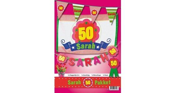 Sarah artikelen