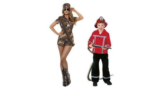Legerkleding - Brandweerpak