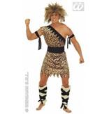 Grotbewoner prehistorie kostuum