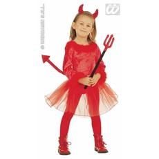 Klein duivels meisje