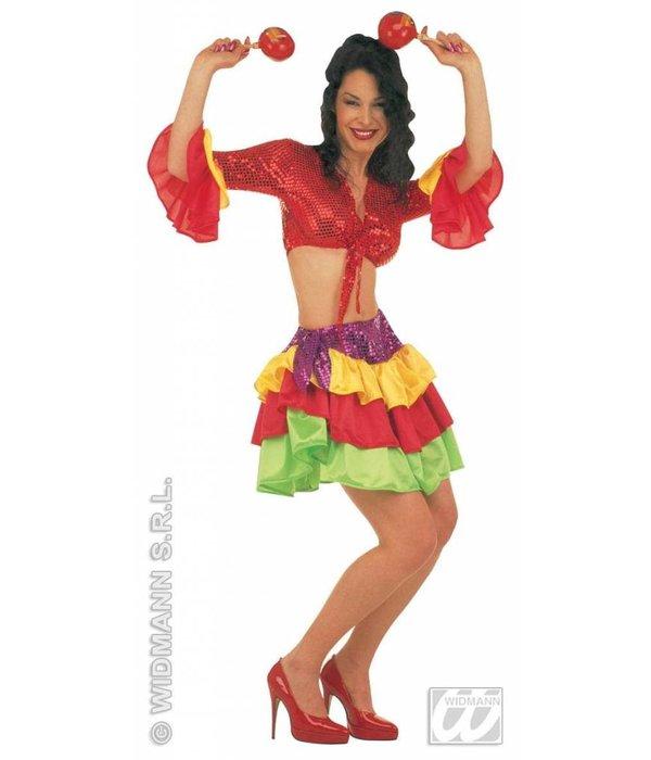 Sexy Braziliaans kostuum vrouw