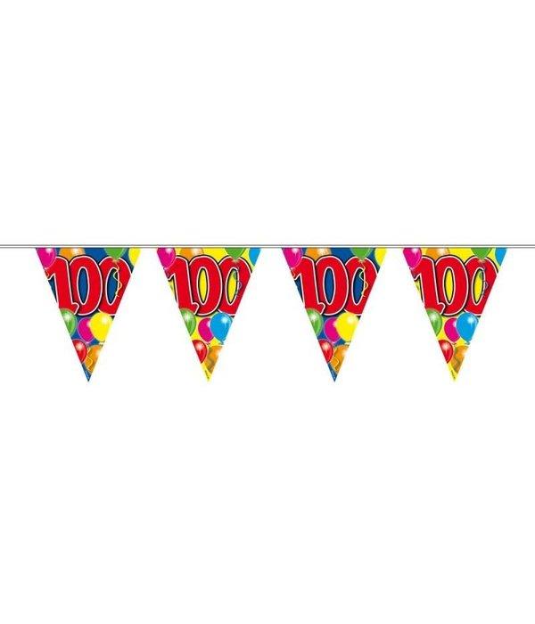 100 Jaar Slinger Balloons - 10 meter