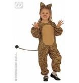 Klein Luipaard kostuum