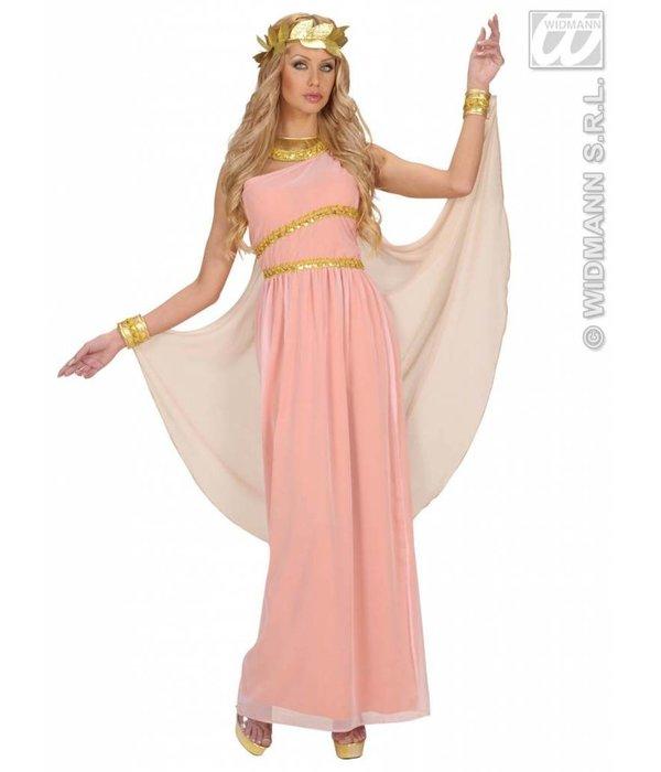 Liefdesgodin Aphrodite kostuum