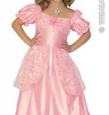 Kleine roze Prinses kleding kind
