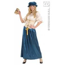 Herberg meid renaissance kostuum