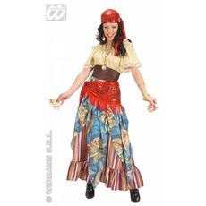 Waarzegster kostuum vrouw