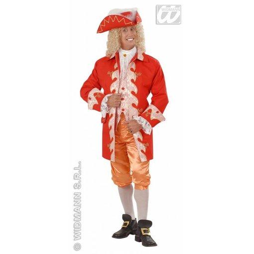 Hofheer Frankrijk 18e eeuw kostuum