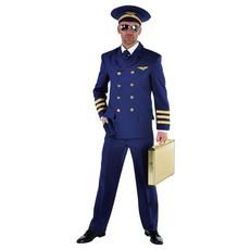 Pilotenkostuum man elite