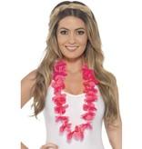 Hawaii slinger neon roze