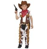 Kleine stoer cowboy pakje
