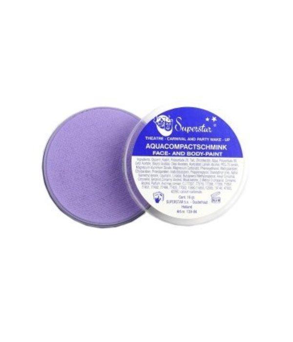 Aqua schmink Superstar 16gr Pastel lila Nr.037