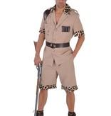 Safari kostuum man elite