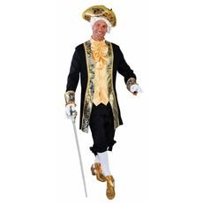 Middeleeuws verkleedpak man elite