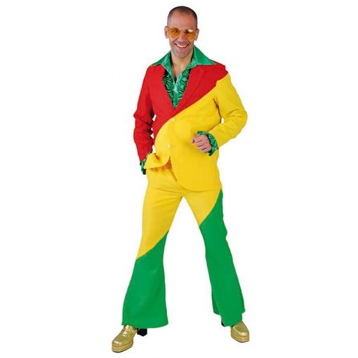 Carnavalskostuum Mikey