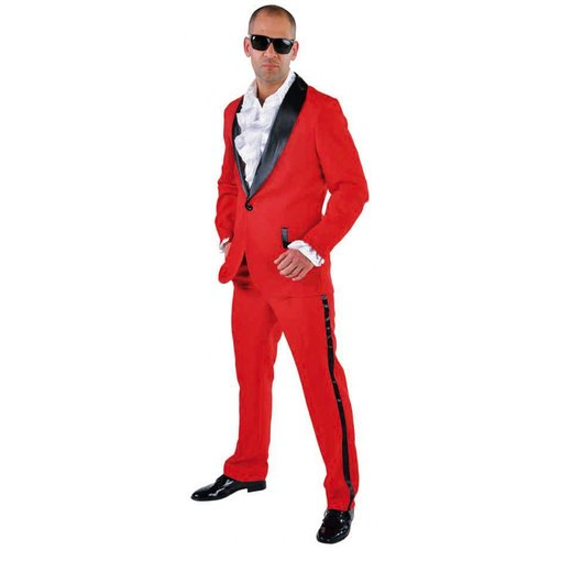 Smoking Elite pak rood