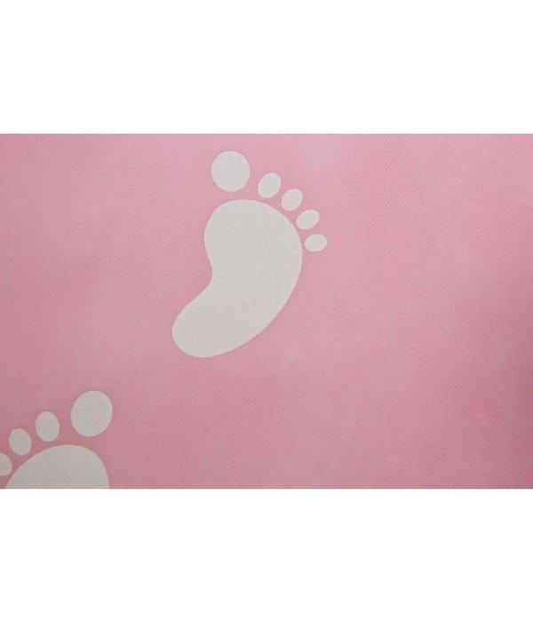 Baby Roze Geboorte Loper 2,5mtr
