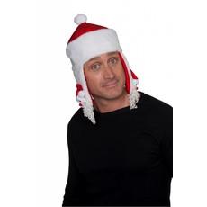 Kerstmuts met kerstman