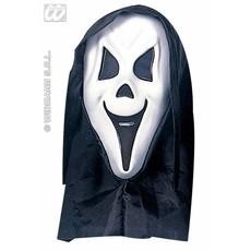 Masker Geest met kap en onzichtbare ogen