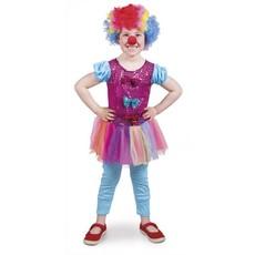 Clownspakje voor Meisjes
