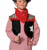 Cowboy vest kind