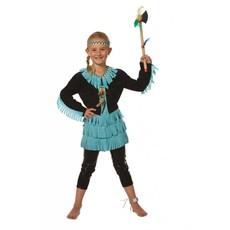 Indianenmeisje kleding Wishbone