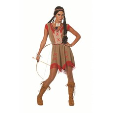 Indianen jurkje Minehaha