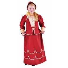 Dickens meisje kostuum